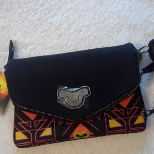 Disney The Lion King fold-over clutch